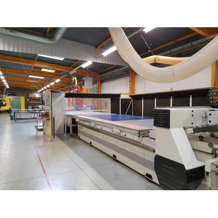 CNC SCM ACCORD 20 - 4EJES